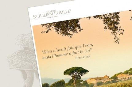 site château Saint-Julien d